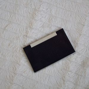 Other - Leather Business Card Holder